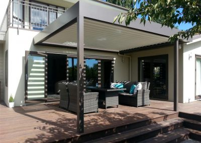 Verandahs and patios