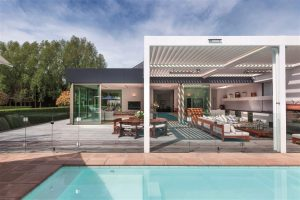 style of pergolas in Melbourne